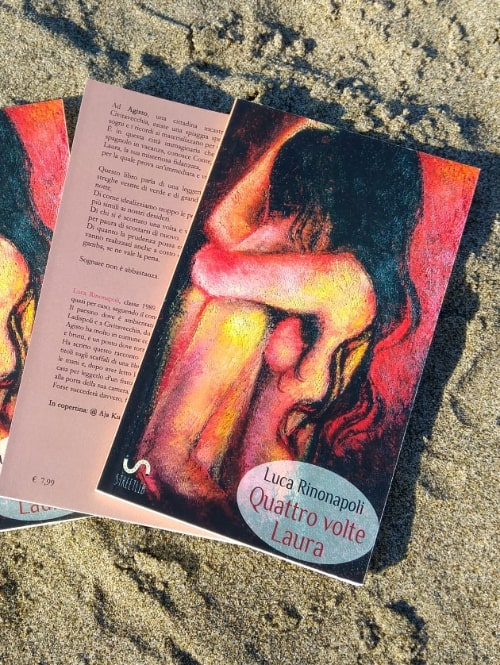 quattro volte laura three book on the sand promotional